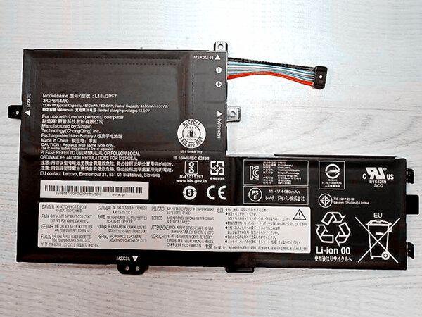 LENOVO Laptop Akku L18M3PF7