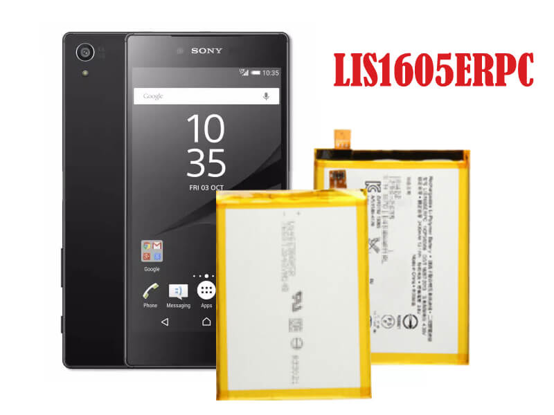 SONY Handy Akku LIS1605ERPC