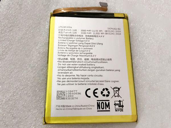 Hisense Handy Akku LPN385300A