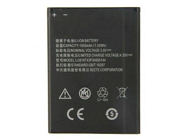 ZTE Handy Akku LI3818T43P3H695144