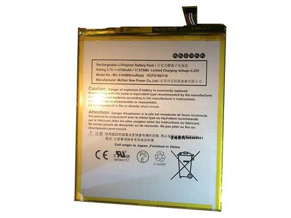 AMAZON Tablet Akku MC-31A0B8