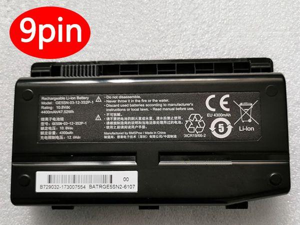 GETAC Laptop Akku GE5SN-00-01-3S2P-1