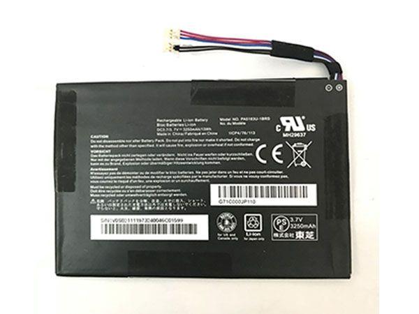 TOSHIBA Tablet Akku PA5183U-1BRS