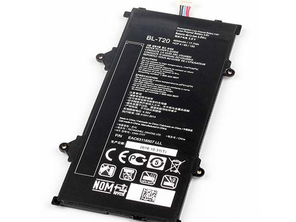 LG Tablet Akku BL-T20