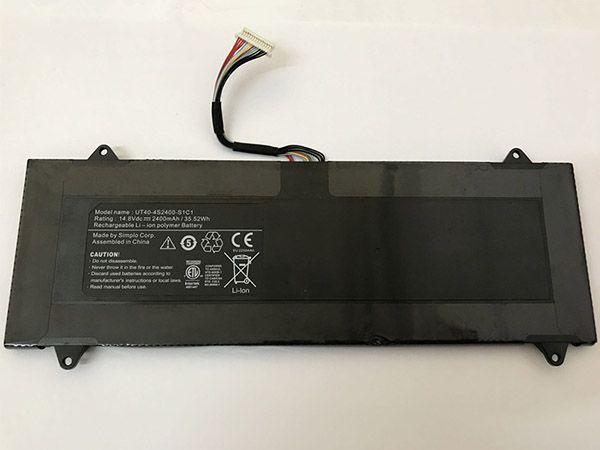 HAIER Laptop Akku UT40-4S2400-S1C1